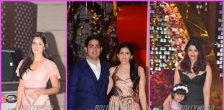 Shah Rukh Khan, Karan Johar and others grace Akash Ambani and Shloka Mehta's pre-engagement bash