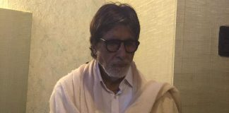 Amitabh Bachchan back on sets of Thugs of Hindostan post illness