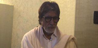 Amitabh Bachchan back on sets of Thugs of Hindostan post illness