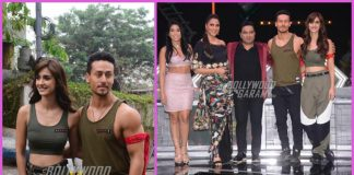 Tiger Shroff and Disha Patani ditch designer outfits for promotions of Baaghi 2