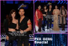 Tiger Shroff and Disha Patani promote Baaghi 2 on sets of Super Dancer Chapter 2
