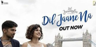 Taapsee Pannu and Saqib Saleem show off cute chemistry in Dil Juunglee song Dil Jaane Na