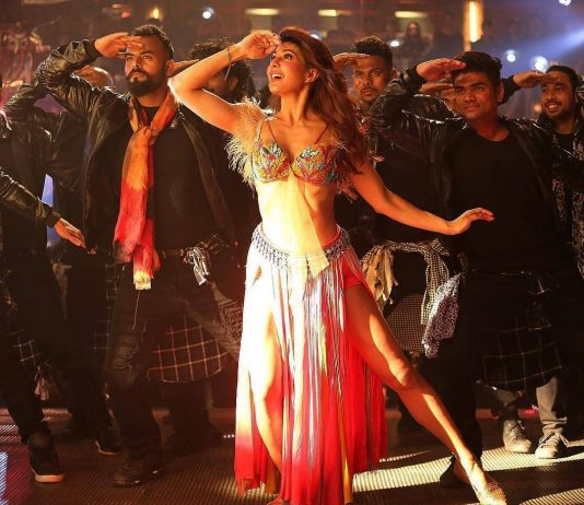 Ek Do Teen recreated version for Baaghi 2 featuring Jacqueline Fernandez out now!