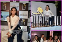 Gauahar Khan gets emotional at launch of her fashion label