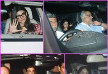 Rani Mukerji hosts special screening of Hichki for friends and colleagues