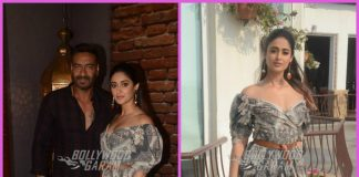 Ajay Devgn and Ileana D'Cruz promote Raid together