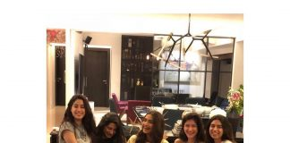 Janhvi Kapoor has a quite birthday celebration amidst close cousins and friends