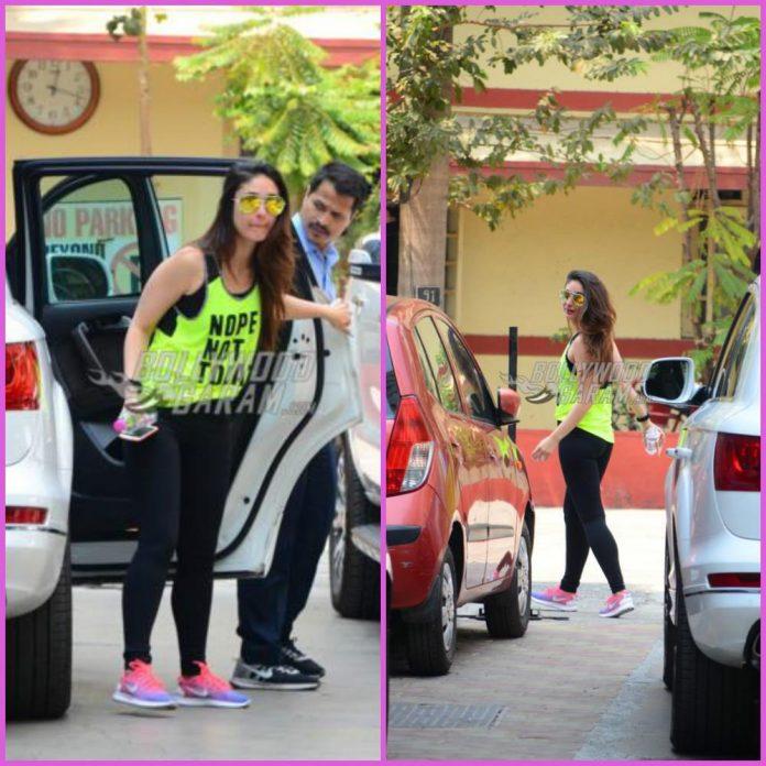Kareena gym
