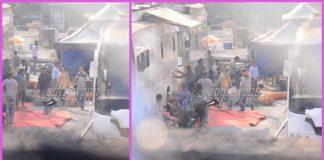 Katrina Kaif busy on sets of Zero