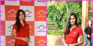 Katrina Kaif encourages education for girls at an event
