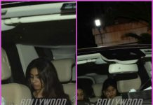 Janhvi Kapoor and  Khushi Kapoor join Arjun Kapoor and Anshula Kapoor over family dinner