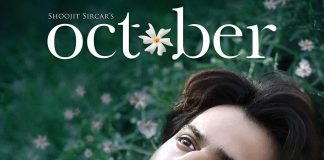 Varun Dhawan unveils first look of October