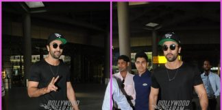 Ranbir Kapoor returns to Mumbai post wrapping Bulgaria schedule of Brahmastra