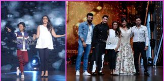 Rani Mukerji has fun promoting Hichki on sets of Dance India Dance Lil Masters