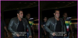 Salman Khan off to Abu Dhabi for final schedule of Race 3