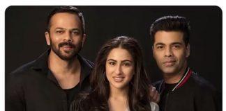 Sara Ali Khan bags Simmba opposite Ranveer Singh