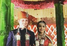 Shriya Saran gets married in a hush hush wedding ceremony to Andrei Koscheev