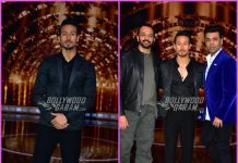 Tiger Shroff promotes Baaghi 2 on sets of India's Next Superstar