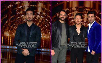 Tiger Shroff promotes Baaghi 2 on sets of India's Next Superstar
