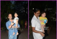 Taimur Ali Khan and Laksshya Kapoor meet up for play date