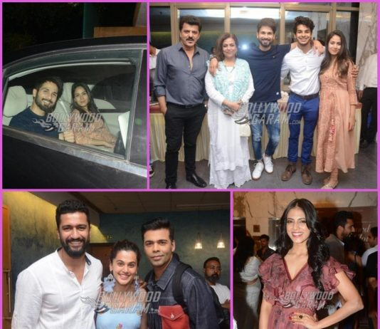 B'towners grace Beyond The Clouds premiere event