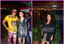 Alia Bhatt, Ranveer Singh and others party hard at Gully Boy wrap up bash