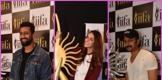 Riteish Deshmukh, Neha Dhupia and Vicky Kaushal grace IIFA Voting