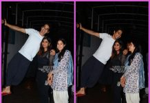Janhvi Kapoor and Ishaan Khatter at their jovial best post wrap