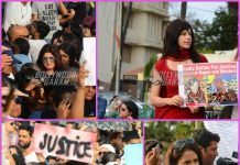B'towners ask for justice for Kathua and Unnao victims