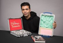 Karan Johar to have a wax statue at Madame Tussauds
