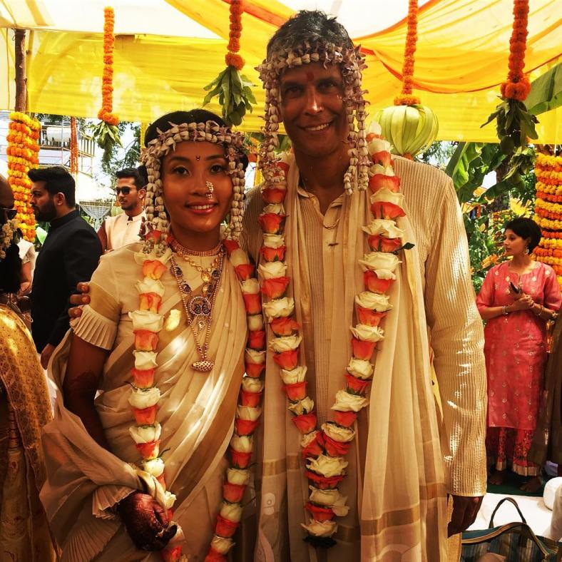 Finally! Milind Soman says 'I Love You' to wife Ankita Konwar