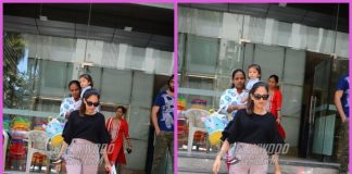 Mira Rajput picks up Misha Kapoor from her playschool