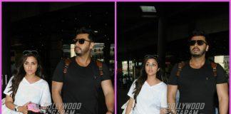 Arjun Kapoor and Parineeti Chopra return from Amritsar schedule of Namastey England