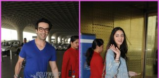 Punit Malhotra and Ananya Pandey head to Dehradun to begin shoot of Student Of The Year 2