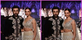 Ranbir Kapoor and Deepika Padukone turn showstoppers at Mijwan Fashion Show