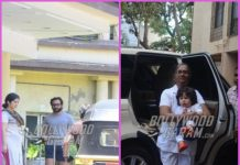 Saif Ali Khan visits hospital while Taimur Ali Khans enjoys summer vacation