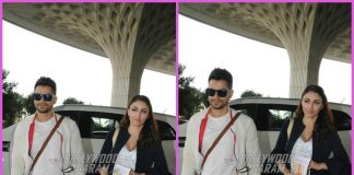 Soha Ali Khan and Kunal Kemmu make an adorable couple at airport