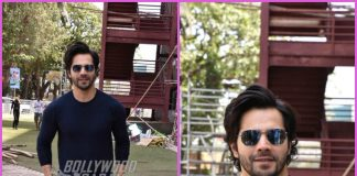 Varun Dhawan graces a special screening event of October