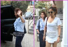 Twinkle Khanna spends casual time shopping