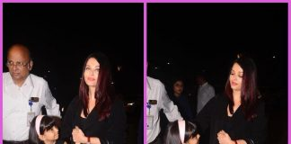 Aishwarya Rai Bachchan and daughter Aaradhya leave for Cannes Film Festival