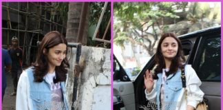 Alia Bhatt spends a relaxed weekday at spa