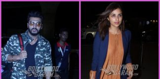 Parineeti Chopra and Arjun Kapoor make a stylish appearance at airport