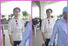 Aryan Khan heads to Kolkata for next KKR match