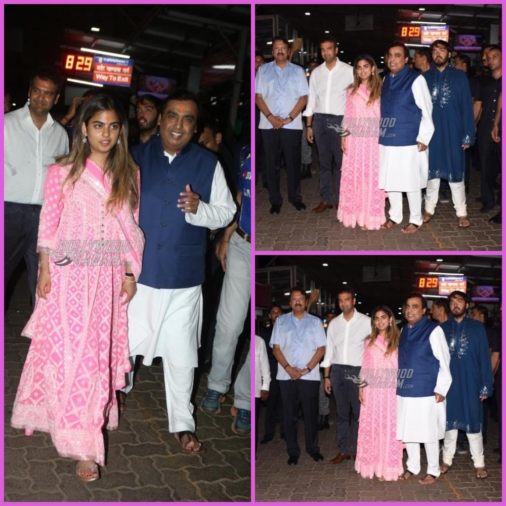 Isha Ambani engaged to Anand Piramal. All the details here!