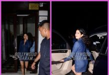 Janhvi Kapoor makes a trendy appearance in Mumbai