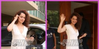 Kangana Ranaut looks graceful on a casual outing
