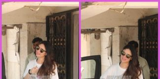 Kareena Kapoor hits gym despite scorching heat