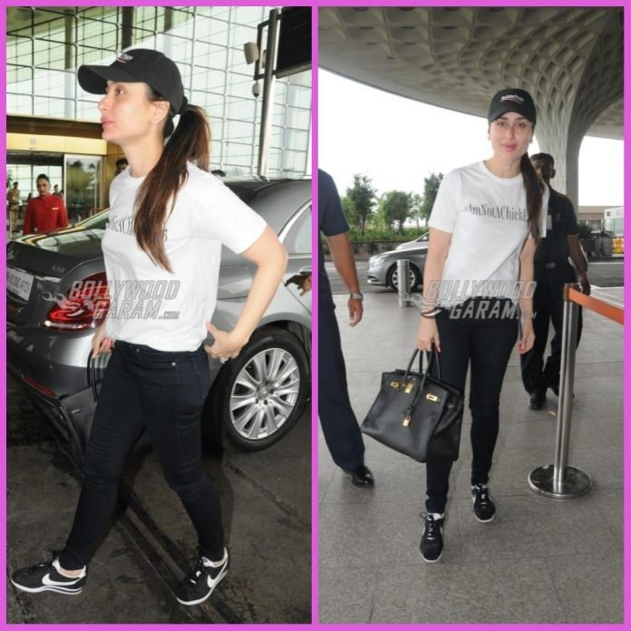 Kareena airport