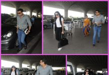 Karisma Kapoor and Sandeep Toshniwal on a travel schedule together