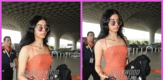 Khushi Kapoor makes a trendy appearance at airport